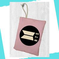 BTS Tas Pensil Kosmetik Bag Pouch Kpop Stuff Alat Tulis - L4