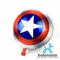 Balonasia Balon Foil Super Hero Avenger Tameng