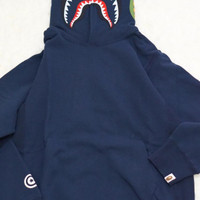 BAPE Pullover Shark Hoodie Original Authentic