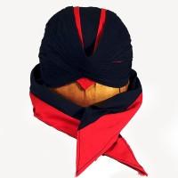 Blangkon Lipat Jogja Limited Edition Warna Biru Navy