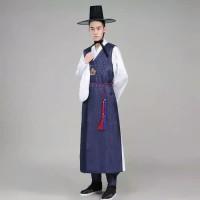 hanbok baju adat tradisional korea pria laki laki