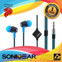 AirPlug 100 NEO Earset with Mic for Smartphones & Tablets By SonicGear
