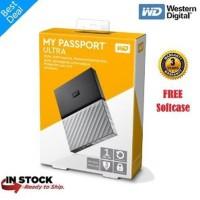 Spesial HDD Harddisk Eksternal WD My Passport Ultra 1TB Hardisk 1 TB