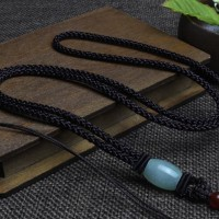 Kalung Tali Untuk Liontin Batu Giok Bandul Kerajinan J039