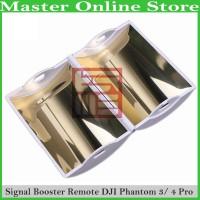 Booster Signal Range Extender Antena Remote Drone DJI Phantom 3 4 Pro
