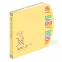 my baby book :a keepsake journal for baby's first