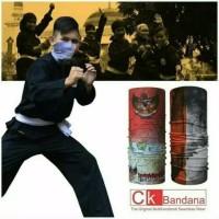 CK Bandana Masker Headband Motif Indonesia 1508009