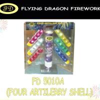 KEMBANG API  Four Artillery Shell FD 5010A