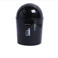 Dkw Tempat Sampah Kecil 1.5L / Dust bin kecil / Tong Sampah Mini Mobil