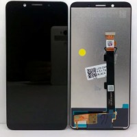LCD+TS HP Oppo F5 Layar LCD Touchscreen Handphone Sparepart