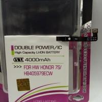 Baterai Batre Double IC Huawei Honor 7S HB405979ECW Merek Lo BYhbt997