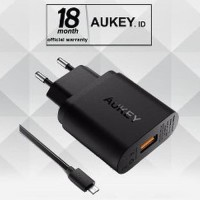 BEST SELLER AUKEY USB Charger with Qualcomm Quick Charge 3 0 BYhca771