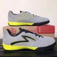 Sepatu Futsal Specs Murah Metasala Rival Grey Stabilo Black Ok