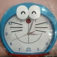 Jam dinding Kepala Doraemon Jumbo
