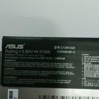 Baterai ASUS Transformer Book T100T T100TA C12N1320