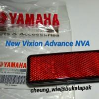 Mata kucing Spakbor belakang Yamaha NVA New Vixion Advance ori Yamaha