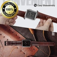 APPLE WATCH STRAP GENUINE LEATHER REPLACEMENT IWATCH STRAP 42 44 MM