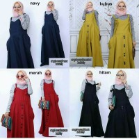 ANGEL OVERALL BALOTELLY / OVERAL / OVERALL / DRESS OVERALL/BAJU MUSLIM