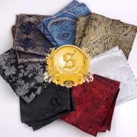 pocket square / sapu tangan saku batik import, ready stock
