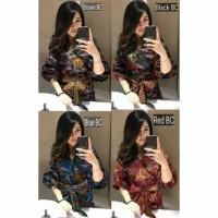 baju kimono/blus batik/blouse remaja/baju kantor/kerja/kimono muslim