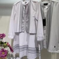 Elzatta Leika baju muslim wanita ORIGINAL
