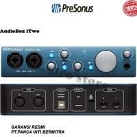 PreSonus Audiobox Itwo USB / iPad Audio Interface Soundcard Recording