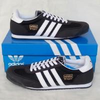 Sepatu ADIDAS DRAGON BLACK WHITE Murah Jual Sepatu Murah Original