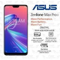 Asus Zenfone Max Pro M2 ZB631KL RAM 6GB ROM 64GB GARANSI RESMI BARANG