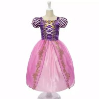 baju princess rapunzel