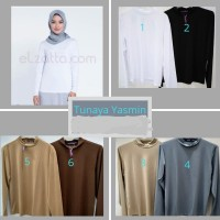 Elzatta tunaya yasmin - baju muslim ORIGINAL