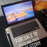 Asus Ultrabook Zenbook UX32VD I5-3317U Ram 6GB 256 SSD
