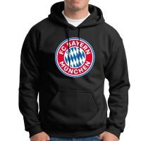 Jaket Sweater Hoodie Jumper BAYERN MUNICH | SABLON | CUSTOM | 94H