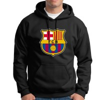 Jaket Sweater Hoodie Jumper BARCELONA| SABLON | CUSTOM | 96H