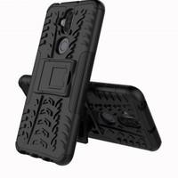 Case Rugged Armor Asus Zenfone 5 Lite Back Stand / Spigen Iron