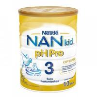 Nestle NAN 3 pH Pro 400 Gr Tin - EXP 2020 KEATAS