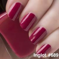 Inglot 689 - Kutek O2M Halal Nail Polish