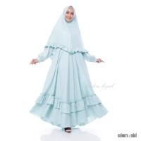 Setelan Gamis Original | Kaila Syar'i | Syari Wanita Original Anisa
