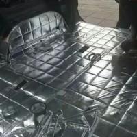 Jeep CJ7 Peredam Suara Lantai Kabin Mobil