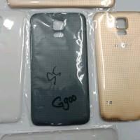 Tutup Baterai Backdoor Backcover Samsung Galaxy S5 OEM