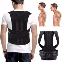 Lower Back Support / Supporter Punggung dan Pinggang Pria dan Wanita