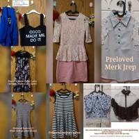 Baju Atasan Wanita Branded Terusan Wanita Baju Wanita Preloved Import