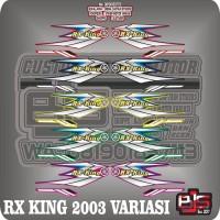 stiker striping list motor rx king variasi 2002 2003 v2