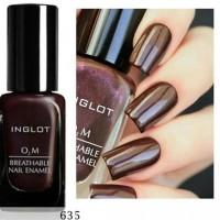 Inglot 635 - Kutek O2M Halal Nail Polish
