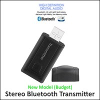 Bluetooth Transmitter V4.2 Stereo Pemancar Bluetooth Audio (BUDGET)