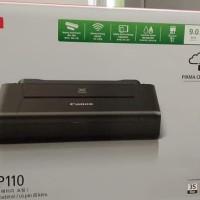 Ready Printer Canon ip 110 Portabel