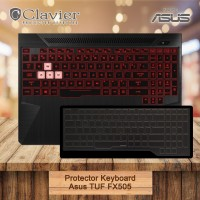 Keyboard Protector Cover Asus TUF FX505GD FX505GE FX505GM Cooskin