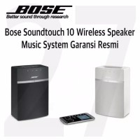 Speaker Bose Soundtouch 10 Music System Wireless Bluetooth