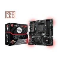 Spesial MSI B350M Mortar AM4 AMD Promontory B350 DDR4 USB3 1 SATA3