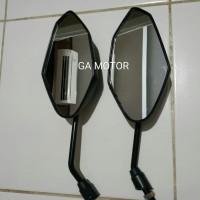 Kaca spion standar model honda new vario 150 LED 14 mm