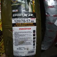 Ban FDR soft Compound 120/70 - 17 Sport Xr